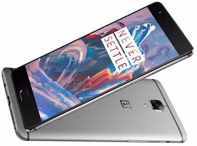 OnePlus 3 akan rilis 14 Juni,  RAM 4GB, chipset Snapdragon 820 SoC