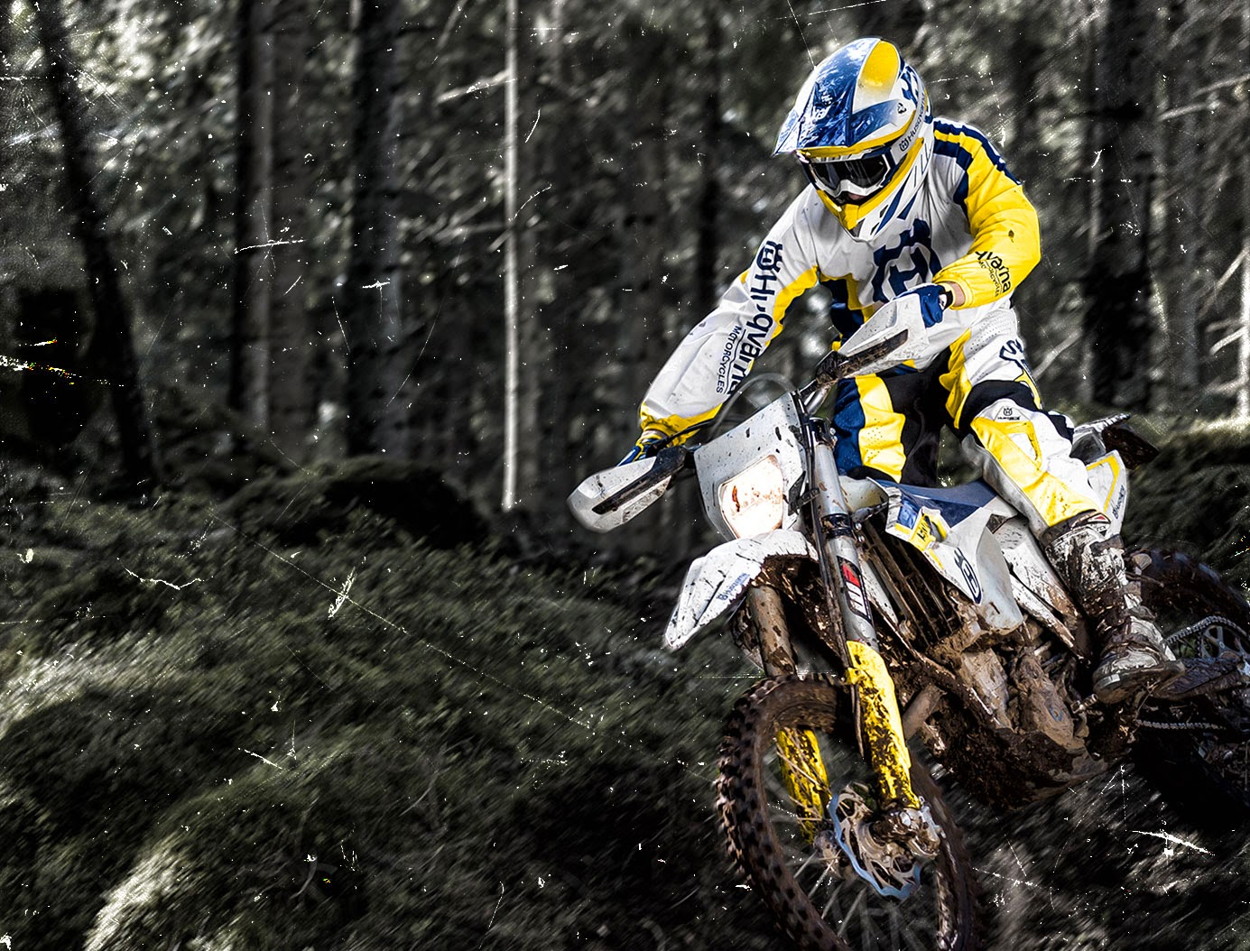 2015 Husqvarna FE 350 S And FE 501 S Preview