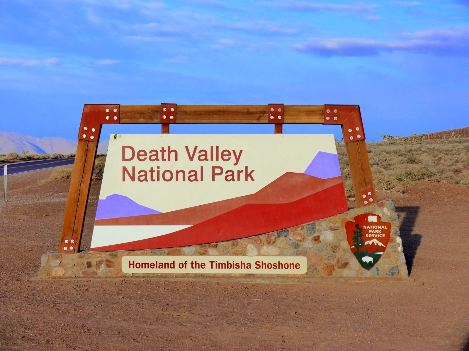 American Travel Journal: Death Valley National Park ...