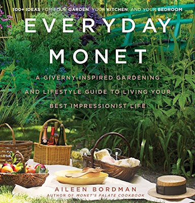 French Village Diaries book review Everyday Monet by Aileen Bordman