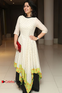 Actress Charmee Kaur Pictures at Tollywood Thunder Franchise Launch  0109.JPG