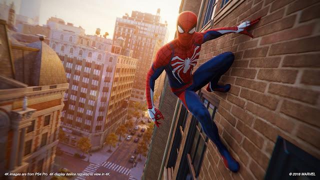 بالفيديو البطل Spider-Man يتدحرج فوق الماء بطريقة غريبة جدا ، شاهد من هنا ..