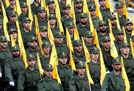Hizbollah army
