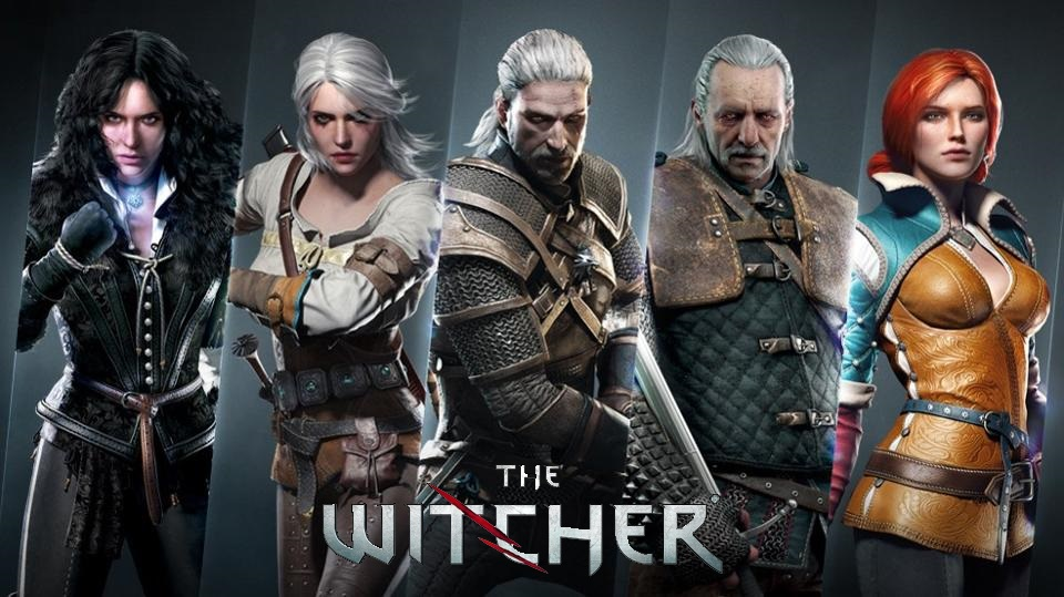 The Wertzone: Update on the WITCHER TV series