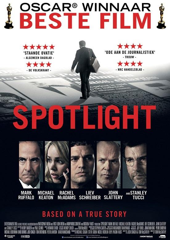 فیلم دوبله : افشاگر 2015 Spotlight