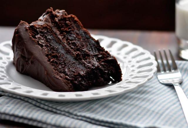 Resepi Kek Coklat Kukus Moist Mudah++