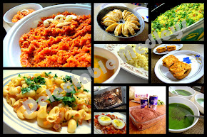 Visit my food blog - Delectable Medleys!