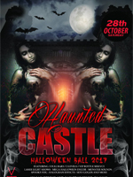 Haunted Castle San Francisco Halloween Ball 2017 Tickets