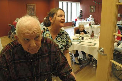 Employees help 'make the magic happen' at Nazareth Home
