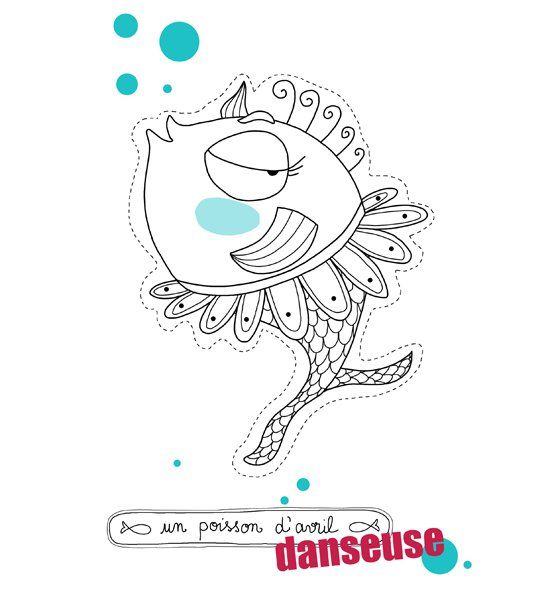 http://www.momes.net/Jeux/Jeux-a-imprimer/Jeux-et-activites/Le-poisson-d-avril-Danseuse-a-imprimer