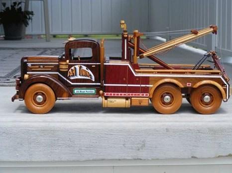 gambar modifikasi miniatur truk