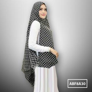 Harga Kerudung hijab besar untuk busana syar'i murah