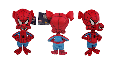 New York Comic Con 2018 Exclusive Marvel's Spider-Ham Plush by UCC Distributing