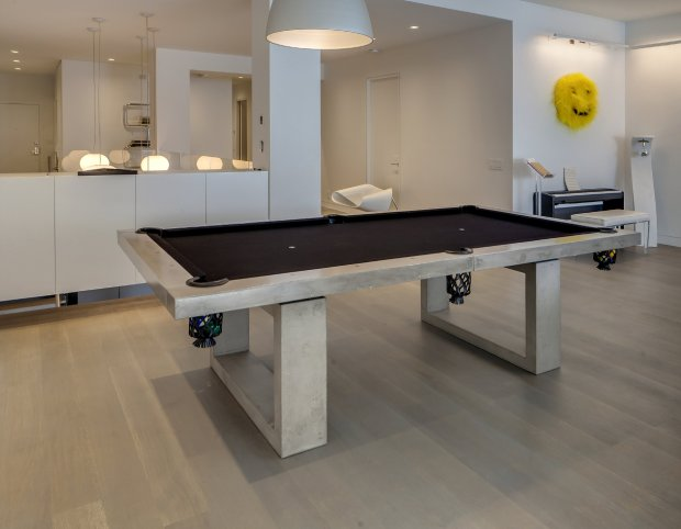 J Douglas Design Concrete Interior Design Using An