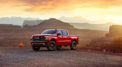 Chevy Trucks Start 2018 Off Strong
