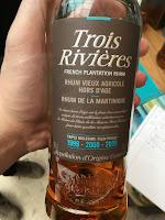 Trois Rivières – Triple Millésime 1999 – 2000 – 2009