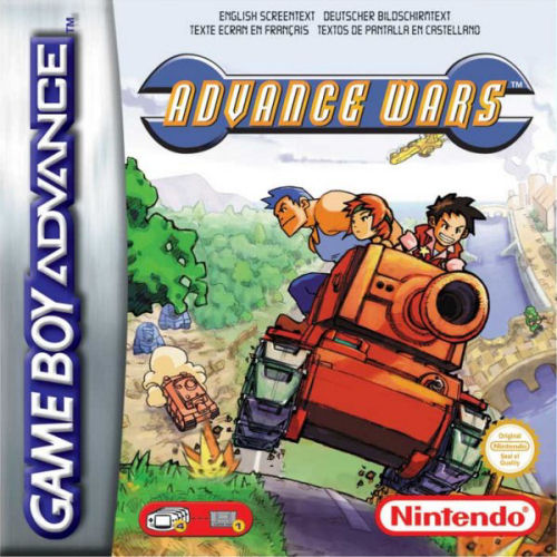 ROMs - Advance Wars (Português) - GBA Download