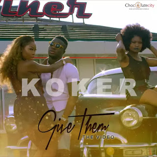 """VIDEO: Koker – """"Give Them"""""""