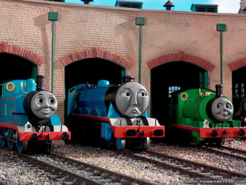 thomas and friends train - photo #5