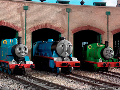 Free Cartoon Images Thomas And Friends