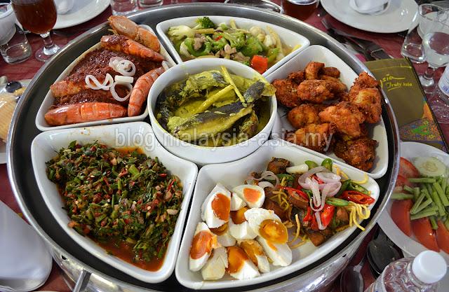 Muhibbah Set Dish