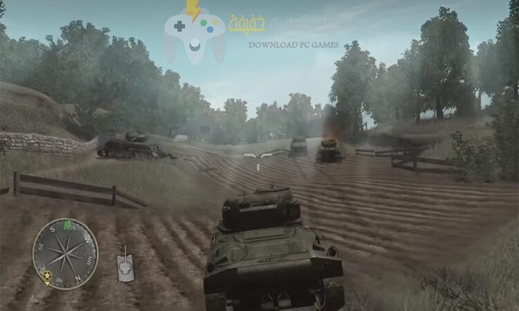 تحميل لعبة Call of Duty 3