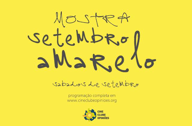 Mostra Setembro Amarelo
