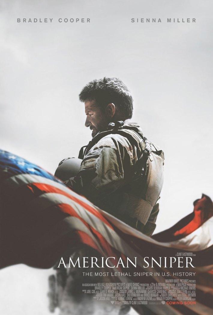 Poster: American Sniper