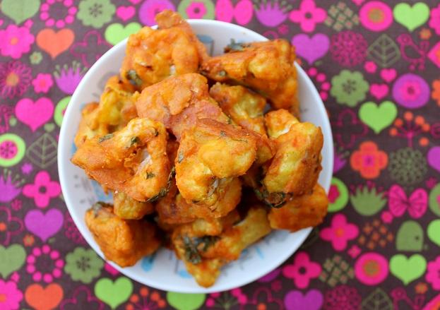 vegan gluten-free baked buffalo cauliflower