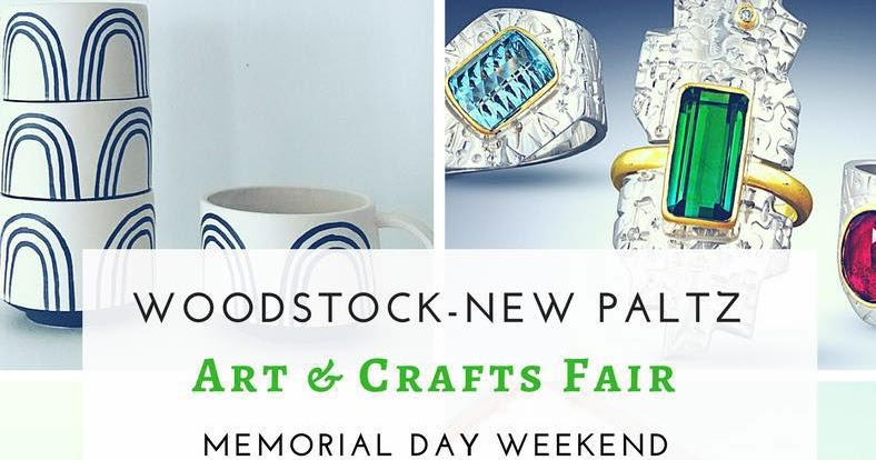 Woodstock New Paltz Craft Fair
