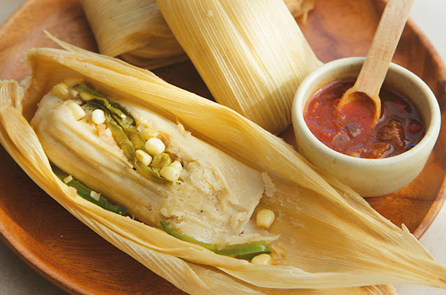tamales receta