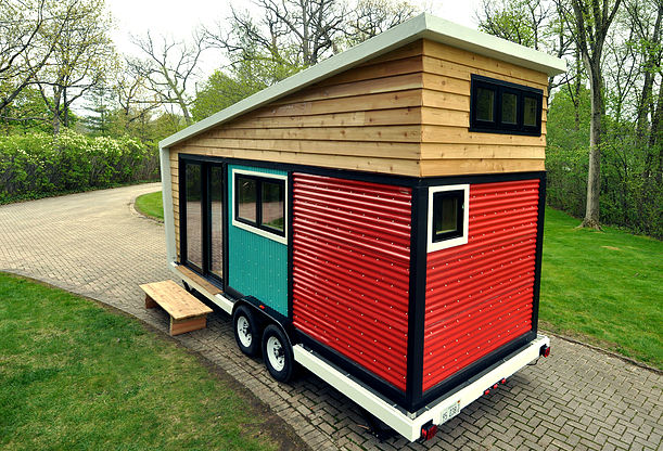 toy box tiny house