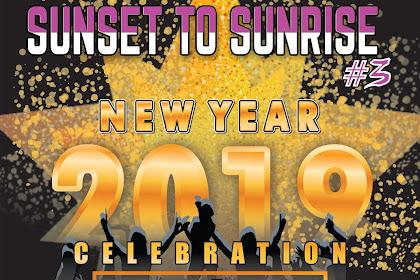 contoh spanduk New Year