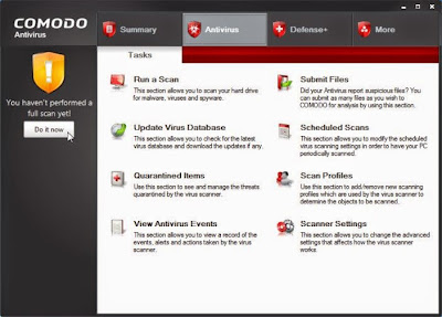 Download Comodo AntiVirus 8.0.0.4344 Free