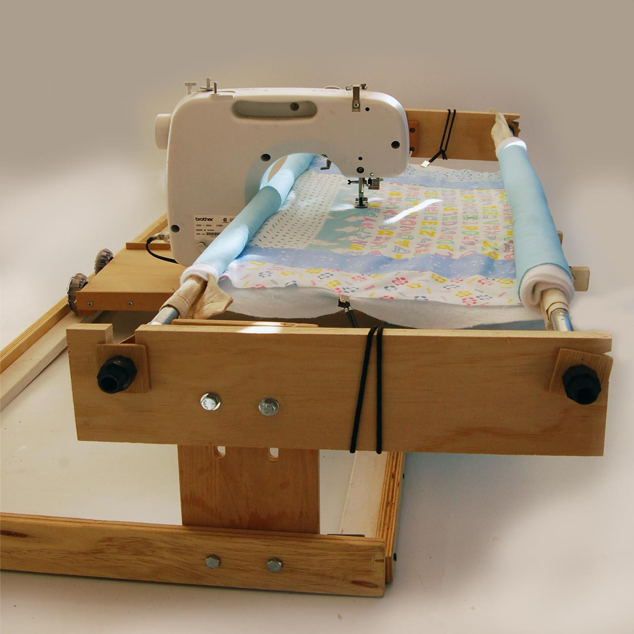 Machine quilt frames: Kit # 6 Track & Carriage Purchase