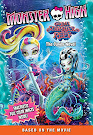 Monster High Great Scarrier Reef: The Junior Novel Book Item