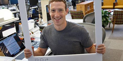 Misteri Selotip di Laptop Mark Zuckerberg