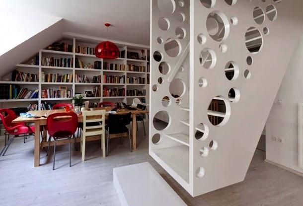 подвесная лестница из фанеры
