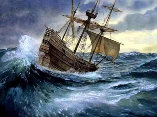 Resultado de imagem para imagens de um barco na tempestade