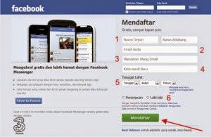 Solusi Membuka Facebook lain