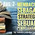 Membaca Sebagai Sebuah Strategi Pembelajaran di Kelas (Bagian 2)