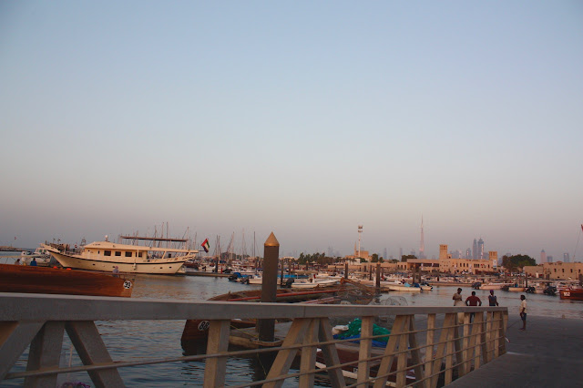 Jumeirah Fish Harbour