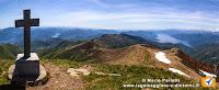 Panorama dal M.te Gradiccioli