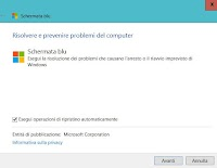 Come usare gli strumenti di risoluzione problemi di Windows