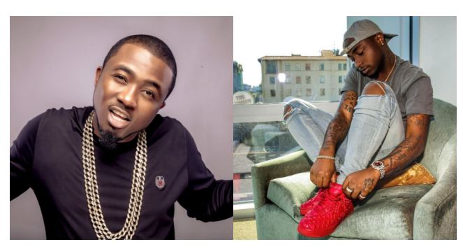 Ice Prince's Manager Reacts To The Rapper Fight With Davido (Read)