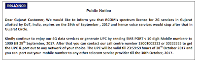 Reliance Shuts Its Mobile And DTH Services