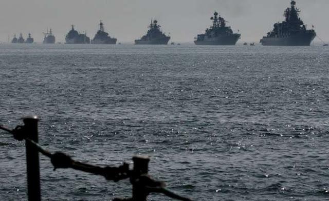Ρωσική δύναμη πυρός γύρω από την Κύπρο