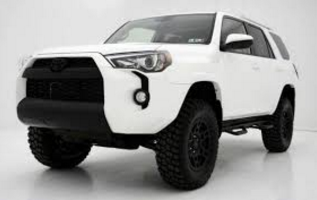 2018 Toyota 4Runner Redesigned Review