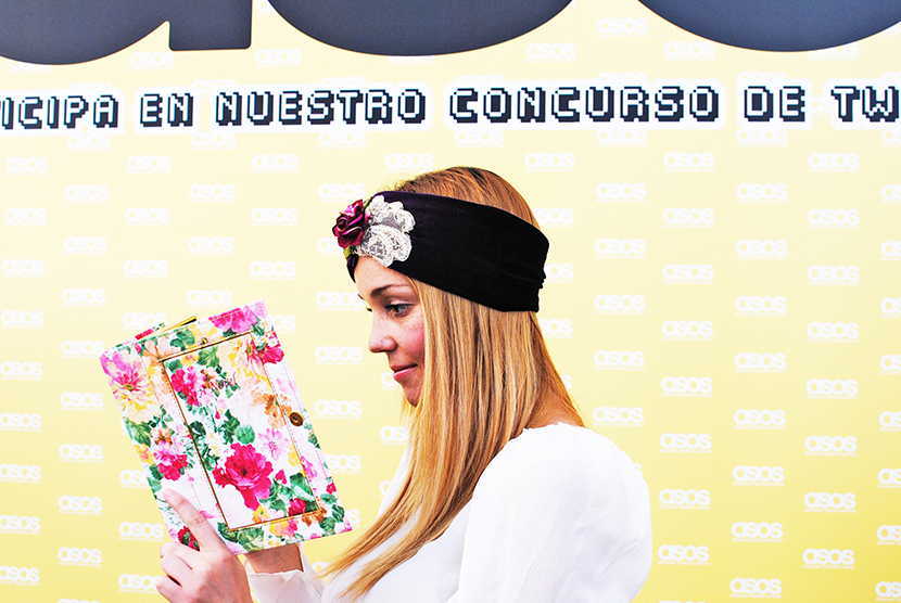 Cosmopolitan shopping week Madrid, SNB BLOG, Nery Hdez,Carpa Callado ,asos