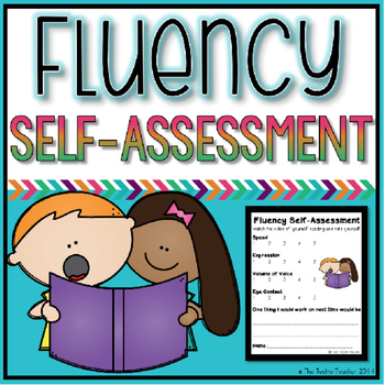 Students can use technology to record themselves reading and then use this FREE fluency self assessment as a reflection